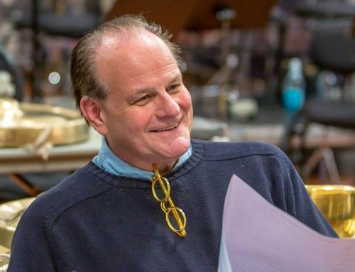 Renowned Composer Conrad Pope Will Create Score for Hooked